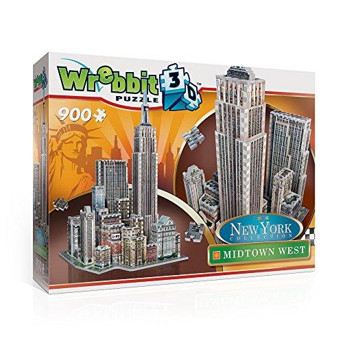 Wrebbit W3d 2010 Puzzle 3d Midtown West 900 Pezzi 0 3