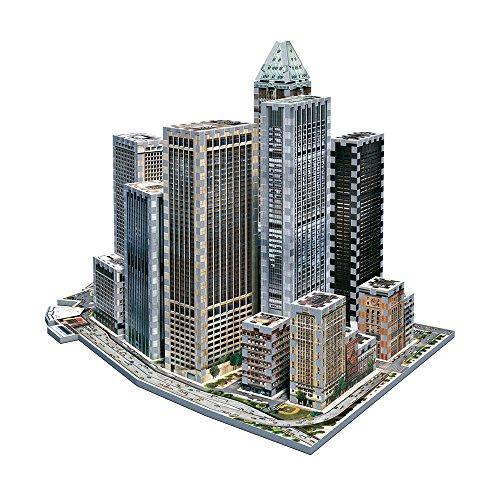 Wrebbit W3d 2013 Puzzle 3d Financial 925 Pezzi 0 3