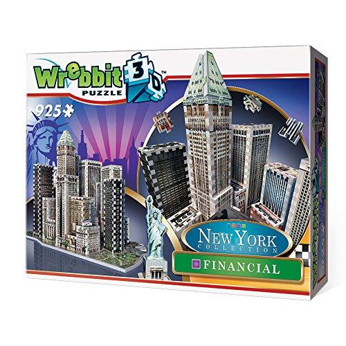 Wrebbit W3d 2013 Puzzle 3d Financial 925 Pezzi 0 4