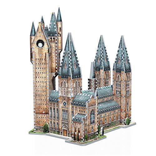 Wrebbit W3d 2015 Puzzle 3d Hogwarts Astronomy Tower 875 Pezzi 0 0