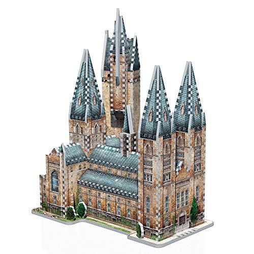 Wrebbit W3d 2015 Puzzle 3d Hogwarts Astronomy Tower 875 Pezzi 0 1