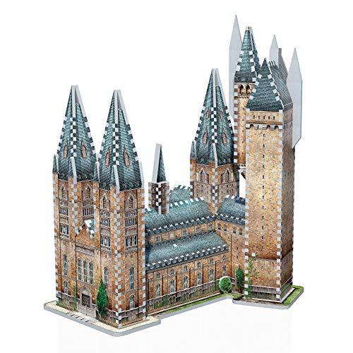 Wrebbit W3d 2015 Puzzle 3d Hogwarts Astronomy Tower 875 Pezzi 0 2