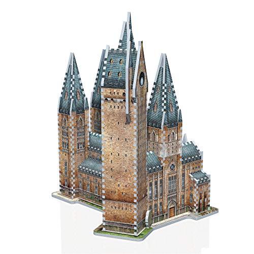 Wrebbit W3d 2015 Puzzle 3d Hogwarts Astronomy Tower 875 Pezzi 0 3