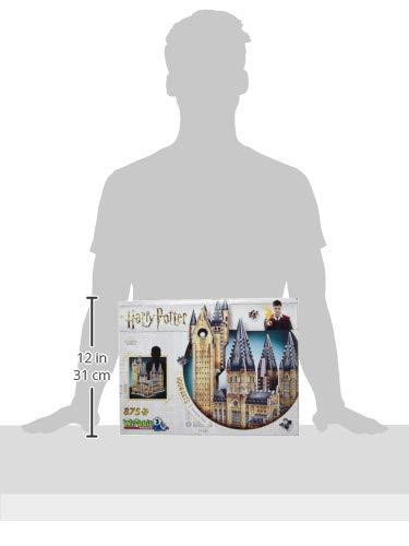 Wrebbit W3d 2015 Puzzle 3d Hogwarts Astronomy Tower 875 Pezzi 0 5