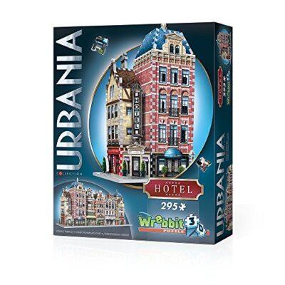 Wrebbit W3d 501 Puzzle 3d Urbania Hotel 295 Pezzi 0 3