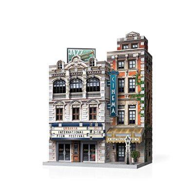 Wrebbit W3d 502 Puzzle 3d Urbania Cinema 300 Pezzi 0