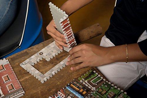 Wrebbit W3d 505 Puzzle 3d Urbania Firehouse 0 1