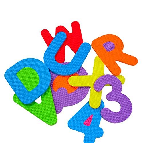36 Piece I Numeri Analcoliche E Alphabet Tappeti Gioco Con Bordo Interlocking Mat Schiuma Per Bambini Attivita Playmats Puzzle Eva Gomma Numbers Mat 0 9e Alphabet Stuoie A Z In Borsa Per Il Trasporto 0 5