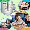 Cooljoy Puzzle Magnetico Legno Giocattolo Di Legno Bambini Con Double Face Disegno Cavalletto Lavagna Apprendimento Educativo Per Bambini Modello Numerico 0 4
