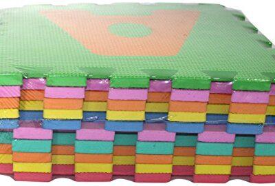 Due Esse Fr000269a Tappeto Puzzle Lettere 10 Pezzi 0