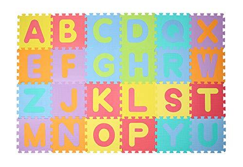 Dreamsbox Tappeto A Puzzle In Schiuma Per Il Gioco Dei Bambini 10 Pezzi In Eva Piastrelle In Schiuma Multicolore 0 0