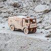 Ewa Eco Wood Art Maz 5309rr Amion Da Corsa Camion 5309rr Puzzle Meccanico Tridimensionale Puzzle Per Adulti E Adolescenti Collezione Senza Colla 278 Dettagli Colore Natura 0 4