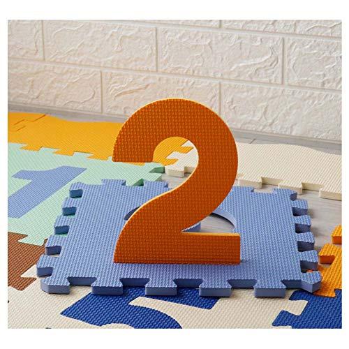 Homieco Tappetino Per Bambini Piastrella Puzzle Gioca Al Tappeto Sicuro Tappetini Da Pavimentoper I Bambini Esercizio Di Ginnasticatype 01 0 0