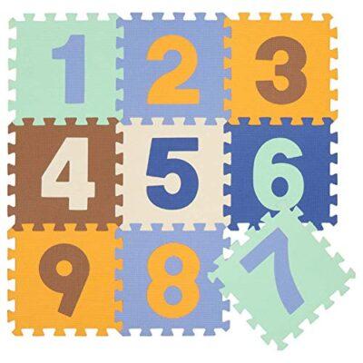 Homieco Tappetino Per Bambini Piastrella Puzzle Gioca Al Tappeto Sicuro Tappetini Da Pavimentoper I Bambini Esercizio Di Ginnasticatype 01 0
