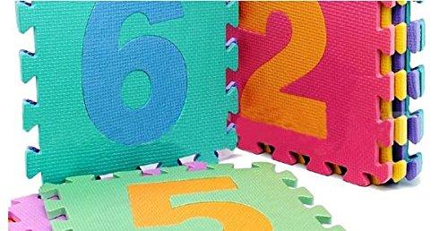 Innova Tappeto Puzzle Numeri 10 Pezzi 0 0