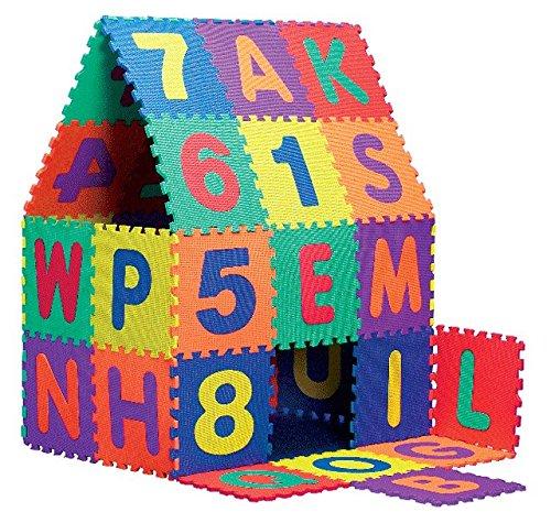 Innova Tappeto Puzzle Numeri 10 Pezzi 0 1