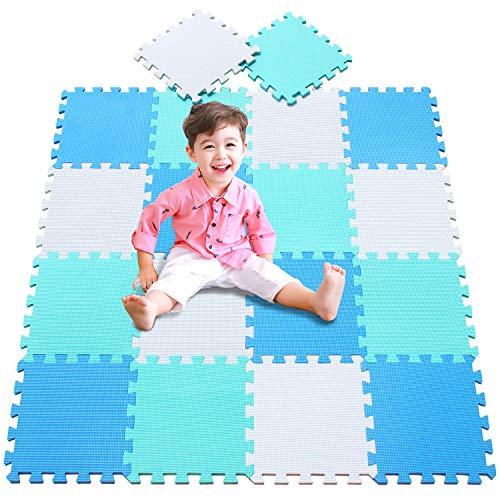 Meiqicool Tappeto Puzzle Con Certificato Ce E Certificazione Tuv In Soffice Schiuma Eva Tappeto Da Gioco Per Bambini Tappetino Puzzle 0 0