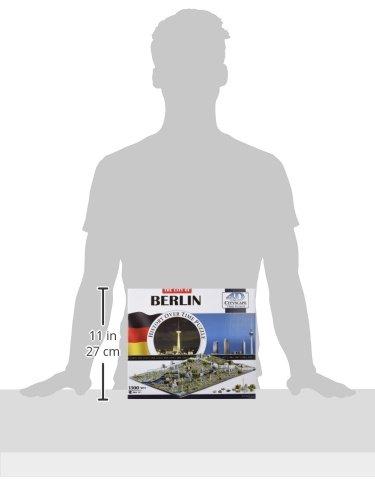 4d Cityscape 40022 Berlino Germania Puzzle 0 0
