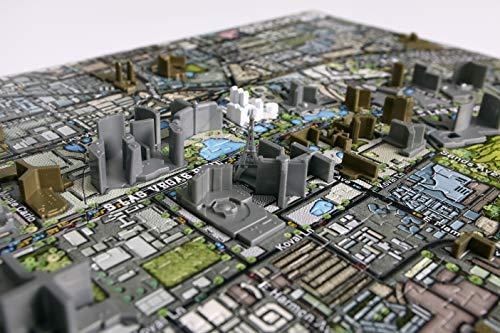 4d Cityscape Las Vegas Puzzle Multicolore Standard 40020 0 1