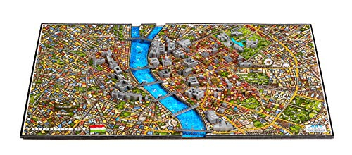 4dcityscape 40088 Budapest Puzzle 0 0