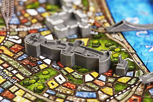 4dcityscape 40088 Budapest Puzzle 0 1