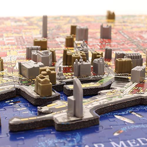 4dcityscape Time Puzzle Barcellona 0 2