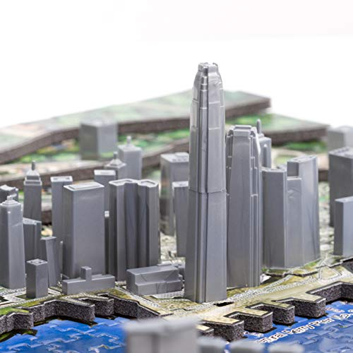4dcityscape Time Puzzle Hong Kong 0 2