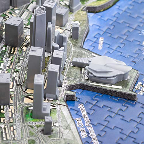 4dcityscape Time Puzzle Hong Kong 0 3