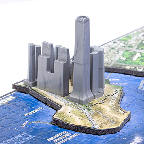 4dcityscape Time Puzzle Hong Kong 0 4