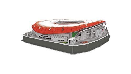 Atletico De Madrid Puzzle 3d Stadio Wanda Metropolitano Con Luce 14061 0 2