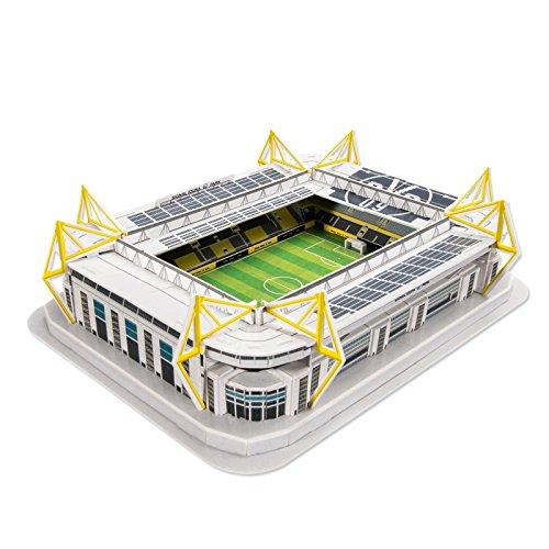 Borussia Dortmund Puzzle 3d Dello Stadio Nero Giallo 0 1