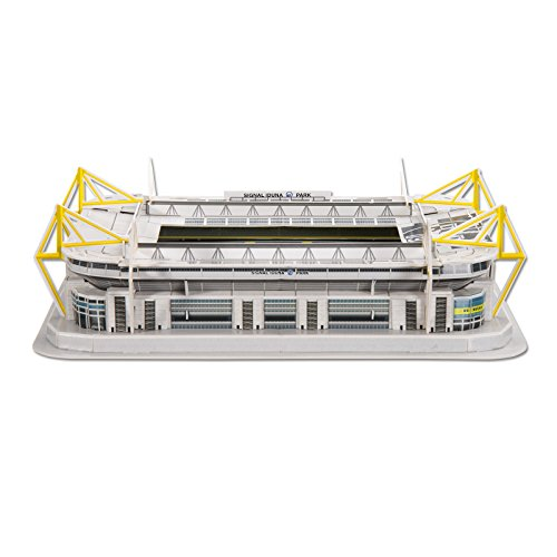 Borussia Dortmund Puzzle 3d Dello Stadio Nero Giallo 0