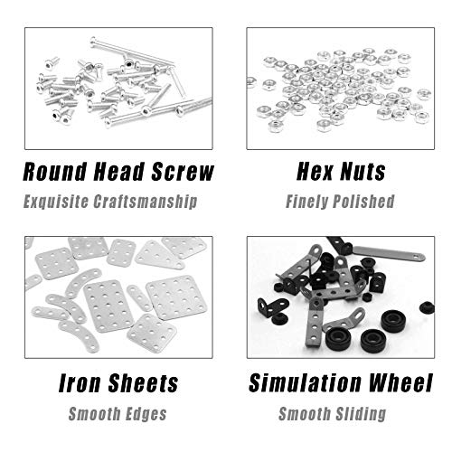 Caleson Fighter Puzzle In Metallo 3d Kit Di Costruzione Di Modelli Rompicapo Con Taglio Laser Puzzle Fai Da Te E Kit Modello 3d 0 3