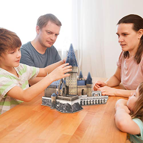 Cubicfun Ds1011h Puzzle 3d Harry Potter Hall 187 Pezzi 0 1