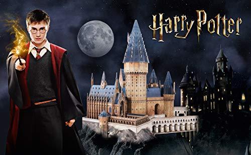 Cubicfun Ds1011h Puzzle 3d Harry Potter Hall 187 Pezzi 0 4