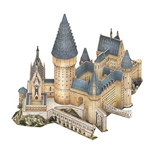 Cubicfun Ds1011h Puzzle 3d Harry Potter Hall 187 Pezzi 0
