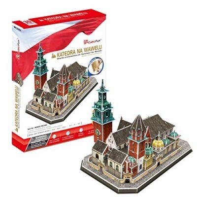 Cubicfun Puzzle 3d Katedra Na Wawelu 101 El Puzzle 0