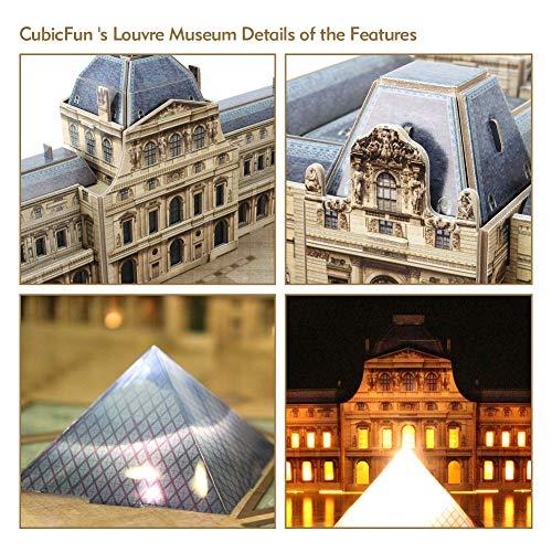 Cubicfun Puzzle 3d L517h 0 3