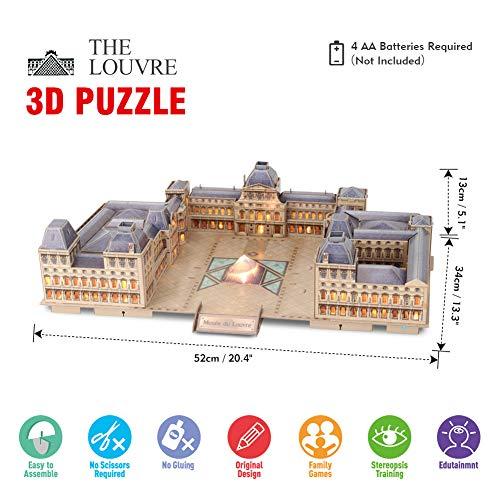 Cubicfun Puzzle 3d L517h 0 5