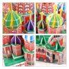 Cubicfun Puzzle 3d Russia Kit Modello Di Costruzione Cattedrale Di San Basilio 92 Pezzi 0 2