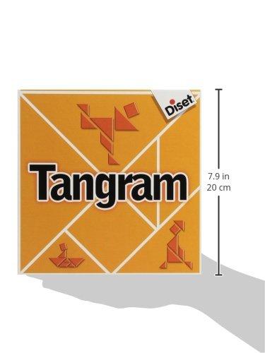 Diset 76511 Tangram Gioco Da Tavolo 0 2