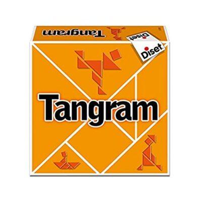Diset 76511 Tangram Gioco Da Tavolo 0