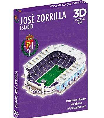 Eleven Force Puzzle 3d Mini Stadio Jose Volrilla Real Valladolid 12449 0