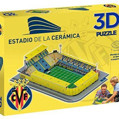 Eleven Force Puzzle 3d Stadio Della Ceramica 13392 0