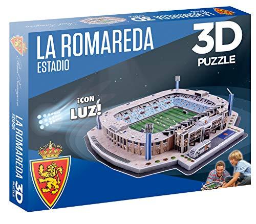 Eleven Force Real Zaragoza Puzzle 3d 14108 0