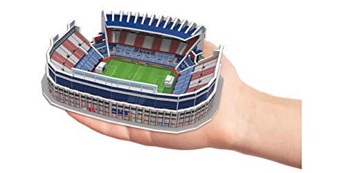 Fcb Estadio De Barcelona Nanostad Puzzle 3d Stadio Camp Nou Mini Fc Barcellona 34010 Multicolore 0 1