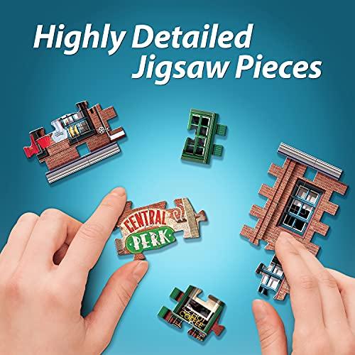 Friends Central Perk 440 Teile 3d Puzzle 3d Puzzle 0 3
