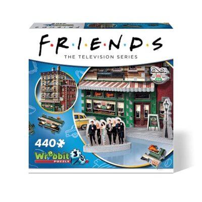 Friends Central Perk 440 Teile 3d Puzzle 3d Puzzle 0