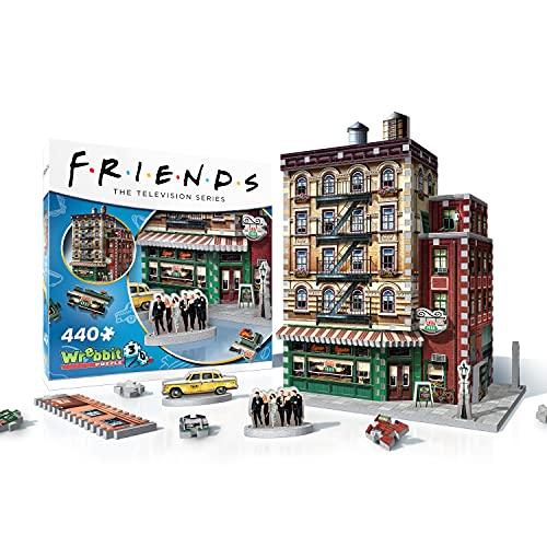 Friends Central Perk 440 Teile 3d Puzzle 3d Puzzle 0 5