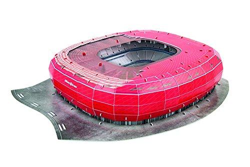 Giochi Preziosi Nanostad Puzzle 3d Allianz Arena Bayern Monaco 0 0
